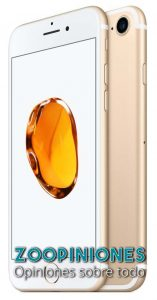 Iphone 7 gold DE: