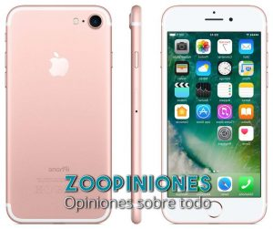 Iphone 7 oro rosa: